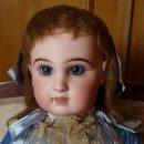 Muñecas Porcelana: BEBE DEPOSE JUMEAU, 66 CMS. PAGO APLAZADO A CONVENIR.. Lote 104394567