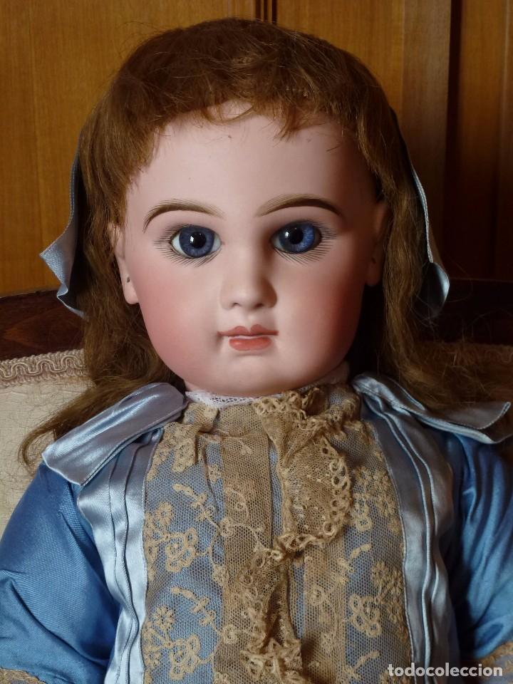 Muñecas Porcelana: BEBE DEPOSE JUMEAU, 66 CMS. PAGO APLAZADO A CONVENIR. - Foto 2 - 104394567