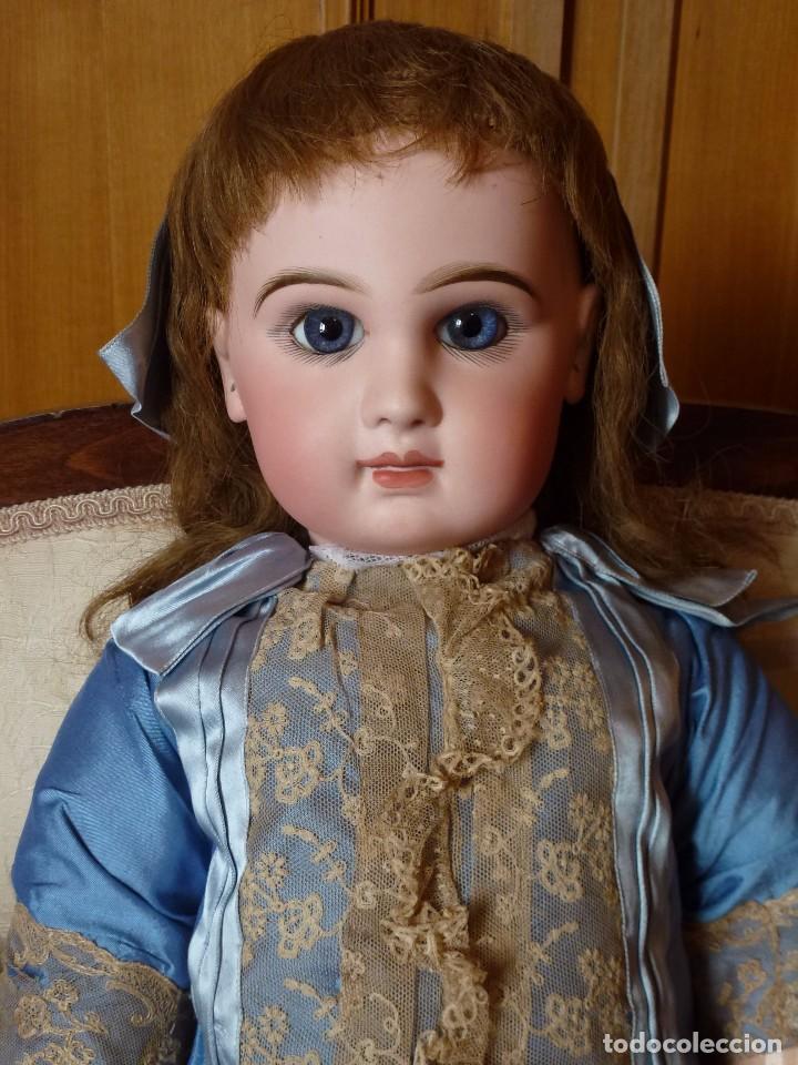 Muñecas Porcelana: BEBE DEPOSE JUMEAU, 66 CMS. PAGO APLAZADO A CONVENIR. - Foto 3 - 104394567
