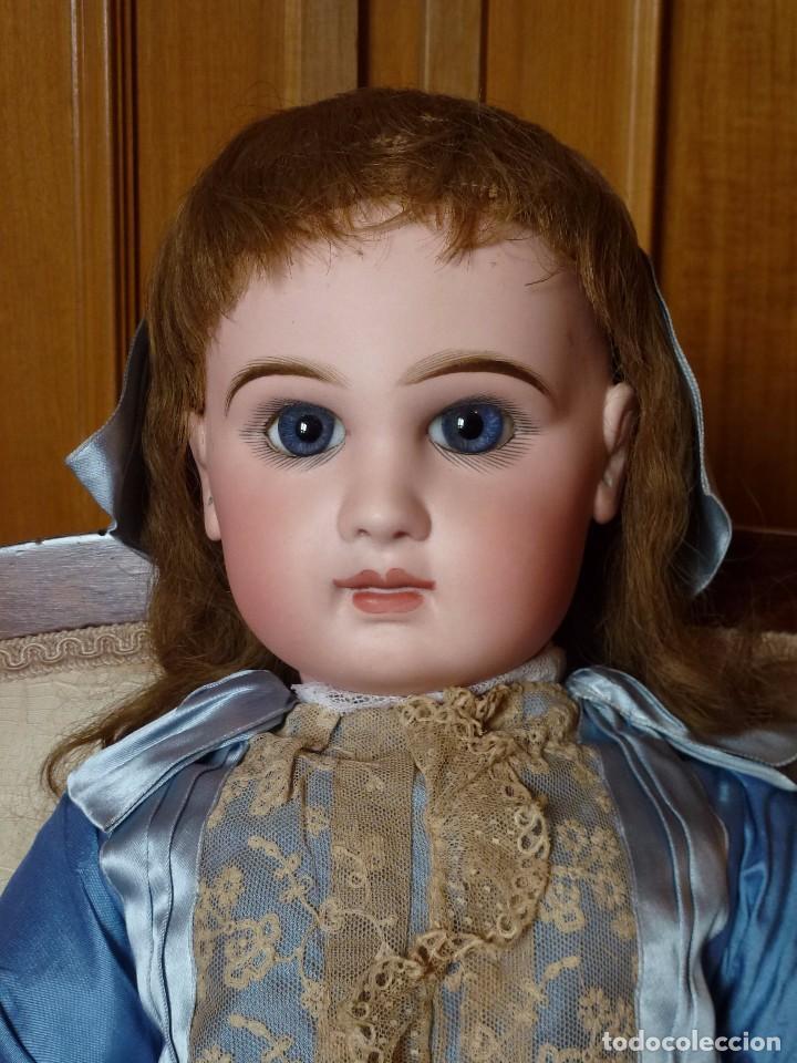 Muñecas Porcelana: BEBE DEPOSE JUMEAU, 66 CMS. PAGO APLAZADO A CONVENIR. - Foto 4 - 104394567