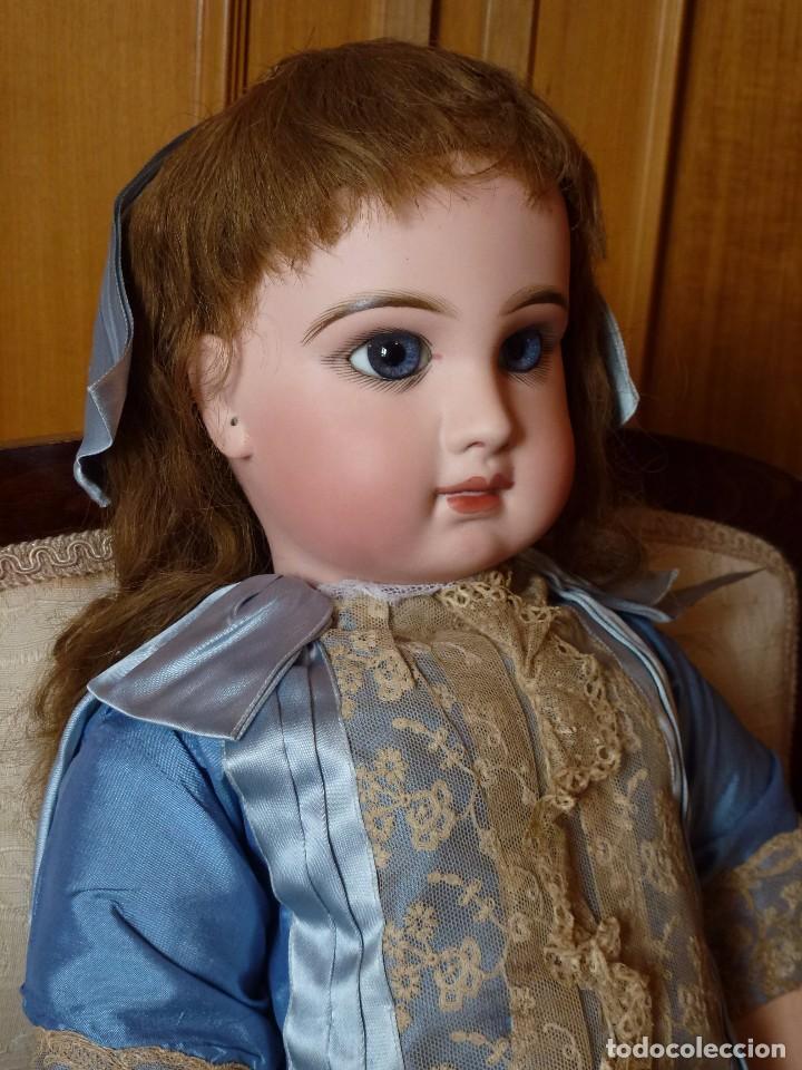 Muñecas Porcelana: BEBE DEPOSE JUMEAU, 66 CMS. PAGO APLAZADO A CONVENIR. - Foto 6 - 104394567