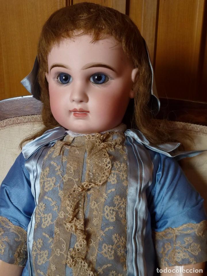 Muñecas Porcelana: BEBE DEPOSE JUMEAU, 66 CMS. PAGO APLAZADO A CONVENIR. - Foto 7 - 104394567