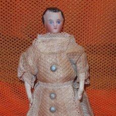 Muñecas Porcelana - MUÑECA PARIAN,FRANCE,PORCELANA,FINALES DEL SIGLO XIX - 107097255
