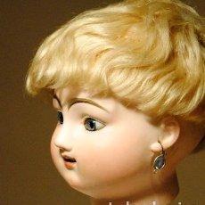 Muñecas Porcelana: ANTIGUA MUÑECA AUTÓMATA FRANCESA JULES NICOLAS STEINER. Lote 109293179