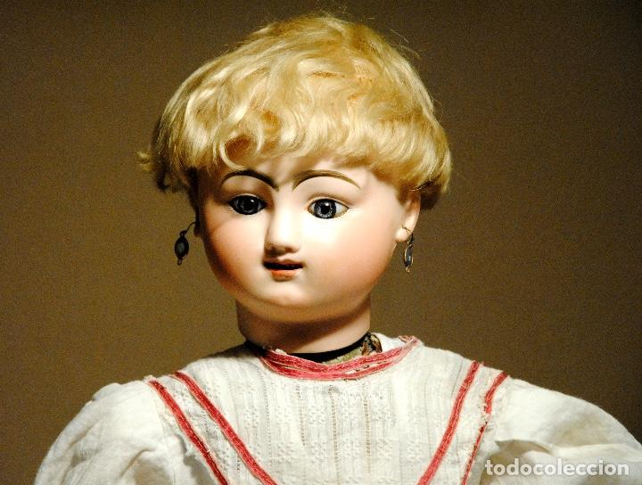 Muñecas Porcelana: ANTIGUA MUÑECA AUTÓMATA FRANCESA JULES NICOLAS STEINER - Foto 5 - 109293179