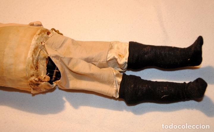 Muñecas Porcelana: ANTIGUA MUÑECA AUTÓMATA FRANCESA JULES NICOLAS STEINER - Foto 10 - 109293179