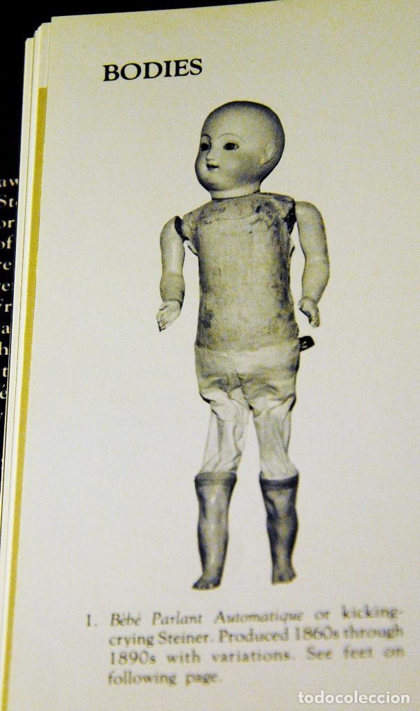Muñecas Porcelana: ANTIGUA MUÑECA AUTÓMATA FRANCESA JULES NICOLAS STEINER - Foto 14 - 109293179
