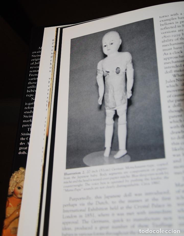 Muñecas Porcelana: ANTIGUA MUÑECA AUTÓMATA FRANCESA JULES NICOLAS STEINER - Foto 15 - 109293179