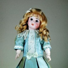 Muñecas Porcelana: MUÑECA DE PORCELANA FRANCESA MARCADA 2X. Lote 109300131