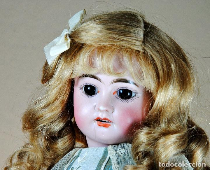 Muñecas Porcelana: MUÑECA DE PORCELANA FRANCESA MARCADA 2X - Foto 2 - 109300131