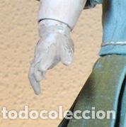 Muñecas Porcelana: MUÑECA DE PORCELANA FRANCESA MARCADA 2X - Foto 6 - 109300131