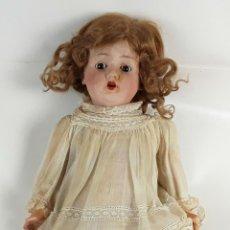 Muñecas Porcelana: MUÑECA JULES VERLINGUE. FRANCIA. PRINC. S. XX. Lote 111886283