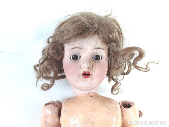 Muñecas Porcelana: MUÑECA JULES VERLINGUE. FRANCIA. PRINC. S. XX - Foto 12 - 111886283