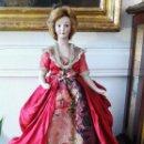 Muñecas Porcelana: MUÑECA DE BISCUIT TIPO BUSTO, PRINCIPIOS DE SIGLO XX. Lote 115310295