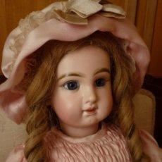 Muñecas Porcelana: BEBE DEPOSE JUMEAU, 60 CMS. PAGO APLAZADO A CONVENIR.. Lote 115836531