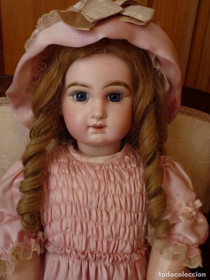 Muñecas Porcelana: BEBE DEPOSE JUMEAU, 60 CMS. PAGO APLAZADO A CONVENIR. - Foto 3 - 115836531