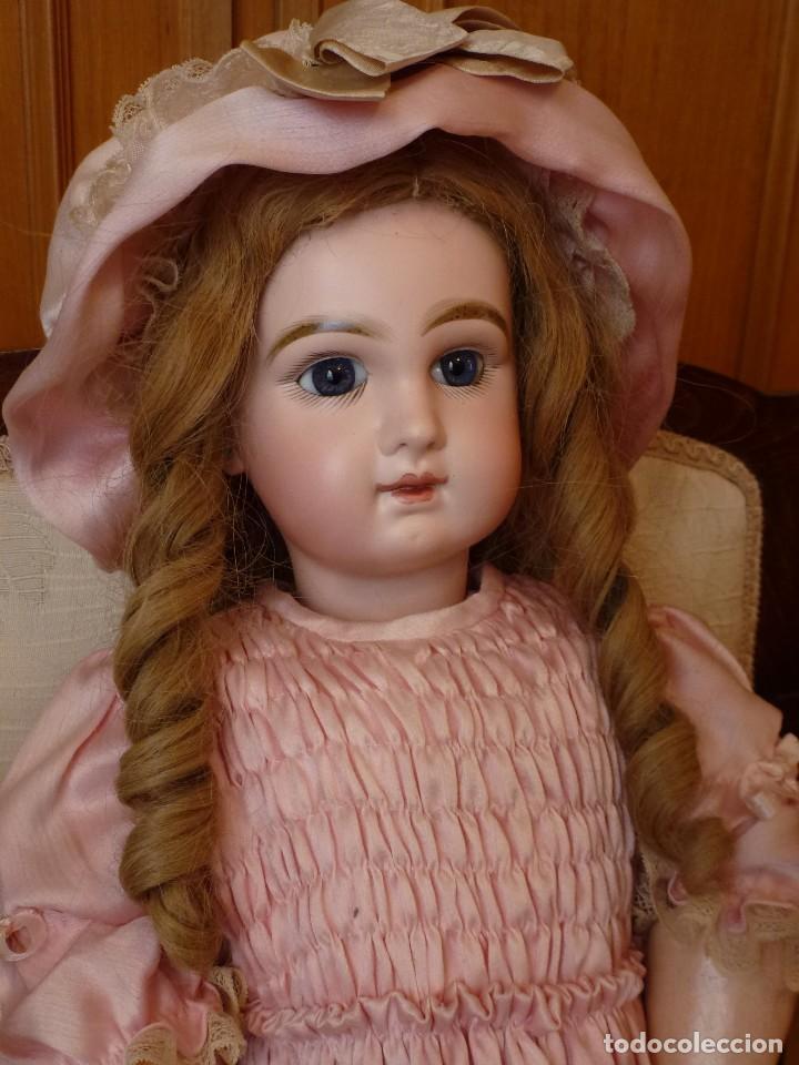 Muñecas Porcelana: BEBE DEPOSE JUMEAU, 60 CMS. PAGO APLAZADO A CONVENIR. - Foto 4 - 115836531