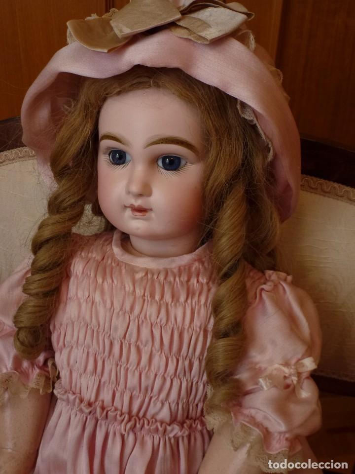 Muñecas Porcelana: BEBE DEPOSE JUMEAU, 60 CMS. PAGO APLAZADO A CONVENIR. - Foto 5 - 115836531
