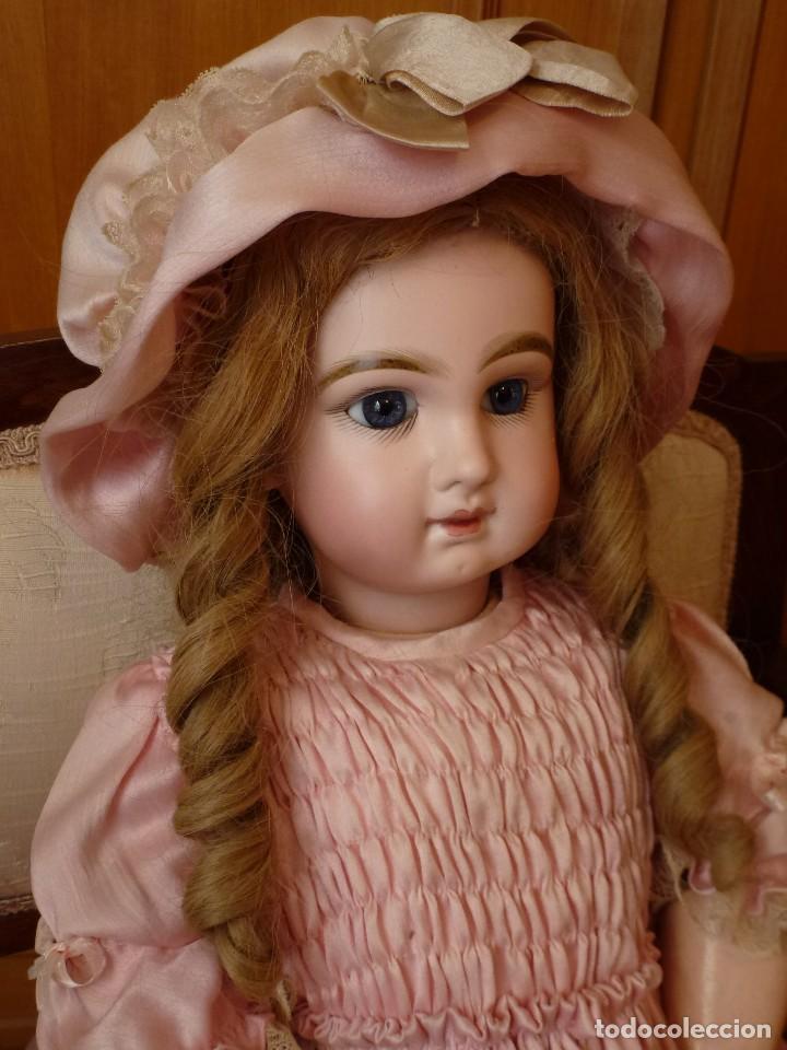 Muñecas Porcelana: BEBE DEPOSE JUMEAU, 60 CMS. PAGO APLAZADO A CONVENIR. - Foto 7 - 115836531