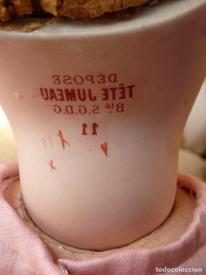 Muñecas Porcelana: BEBE DEPOSE JUMEAU, 60 CMS. PAGO APLAZADO A CONVENIR. - Foto 14 - 115836531