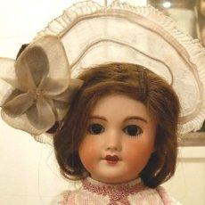 Muñecas Porcelana: MUÑECA UNIS FRANCE 301. Lote 116767155