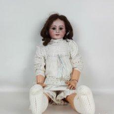 Muñecas Porcelana - MUÑECA DEP Y JUMEAU(?). PORCELANA Y COMPOSICIÓN. PRINC. S. XX - 117216867