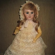 Muñecas Porcelana: MUNECA MUY GUAPA DEP 4.. Lote 117613295