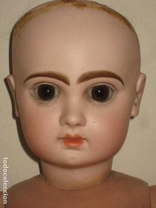 Muñecas Porcelana: muneca JUMEAU .64cm - Foto 2 - 118553119