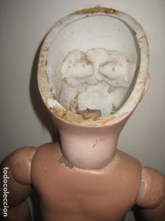 Muñecas Porcelana: muneca JUMEAU .64cm - Foto 4 - 118553119