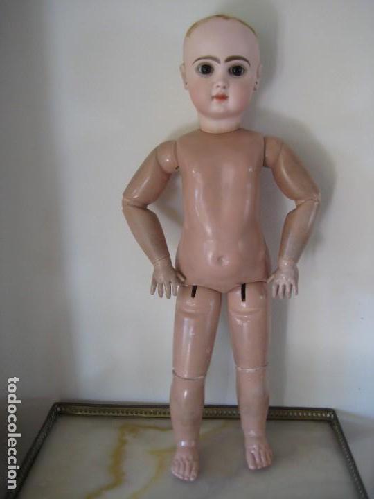Muñecas Porcelana: muneca JUMEAU .64cm - Foto 5 - 118553119