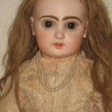 Muñecas Porcelana: MUNECA JUMEAU .64CM. Lote 118553119