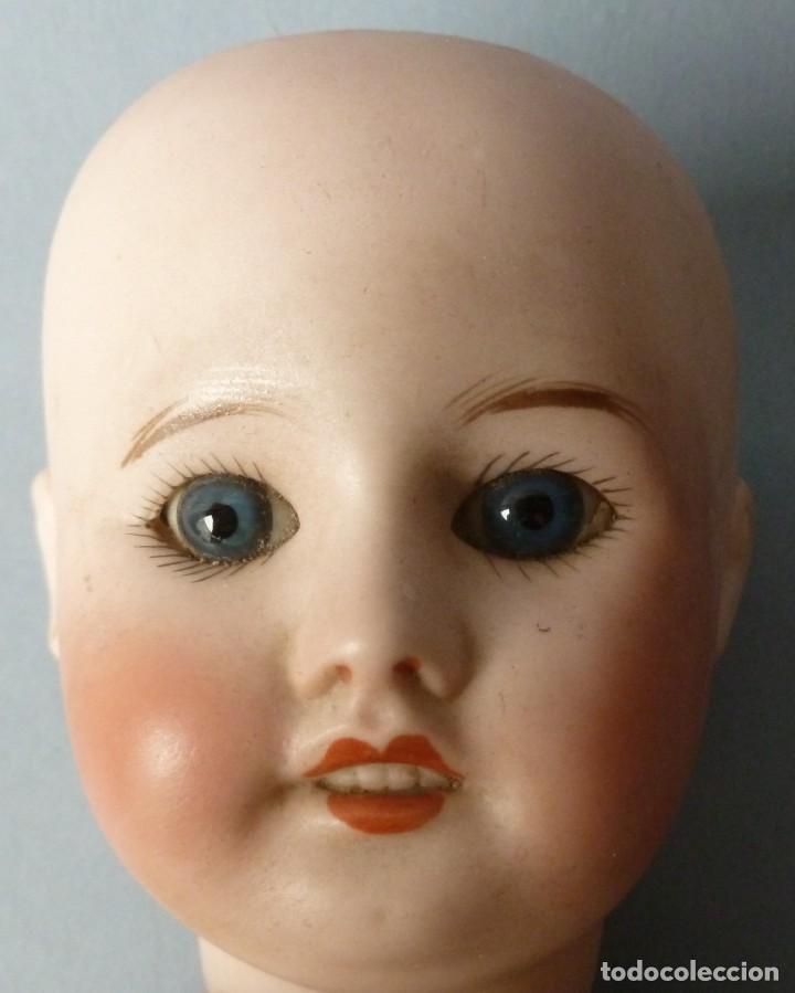 Muñecas Porcelana: ANTIGUA MUÑECA FRANCESA SFBJ 3/10 - Foto 2 - 119279383