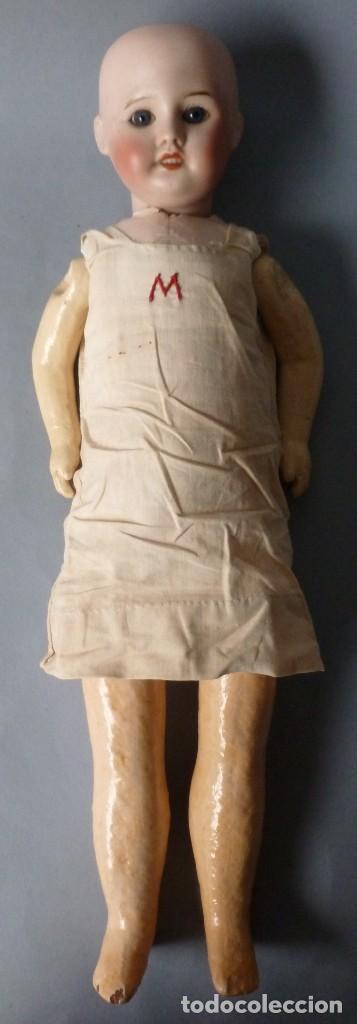 Muñecas Porcelana: ANTIGUA MUÑECA FRANCESA SFBJ 3/10 - Foto 5 - 119279383