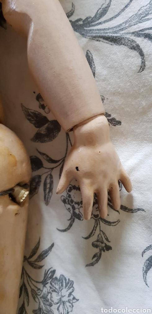 Muñecas Porcelana: Muñeca francesa Leconte - Foto 4 - 121338624