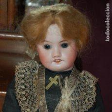Muñecas Porcelana: MUÑECA FRANCESA SFBJ 60. Lote 128709923