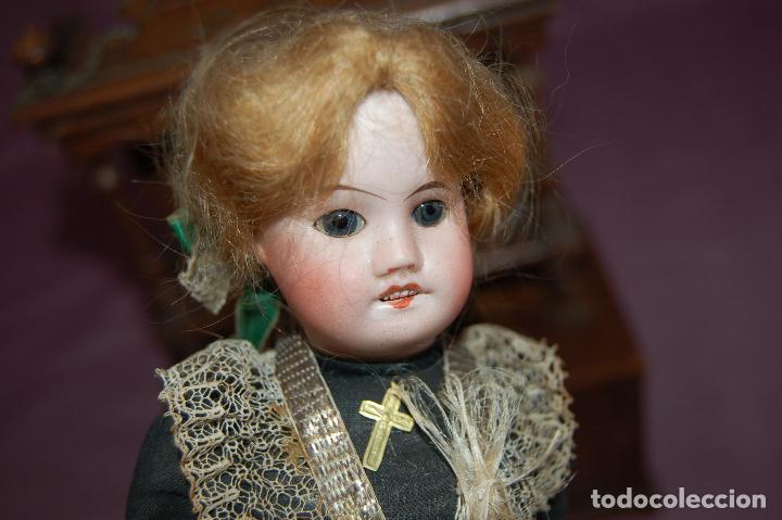 Muñecas Porcelana: muñeca francesa sfbj 60 - Foto 2 - 128709923