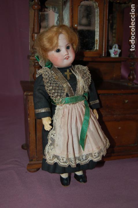 Muñecas Porcelana: muñeca francesa sfbj 60 - Foto 3 - 128709923