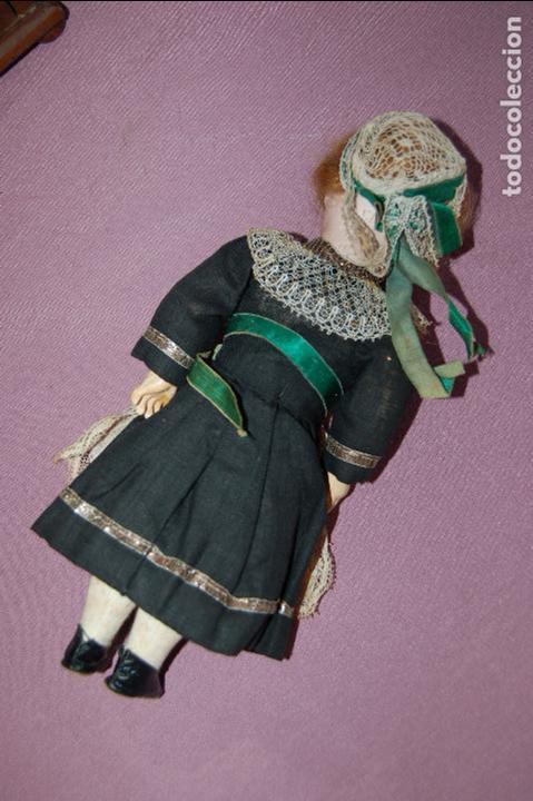 Muñecas Porcelana: muñeca francesa sfbj 60 - Foto 5 - 128709923