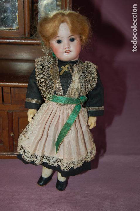 Muñecas Porcelana: muñeca francesa sfbj 60 - Foto 6 - 128709923
