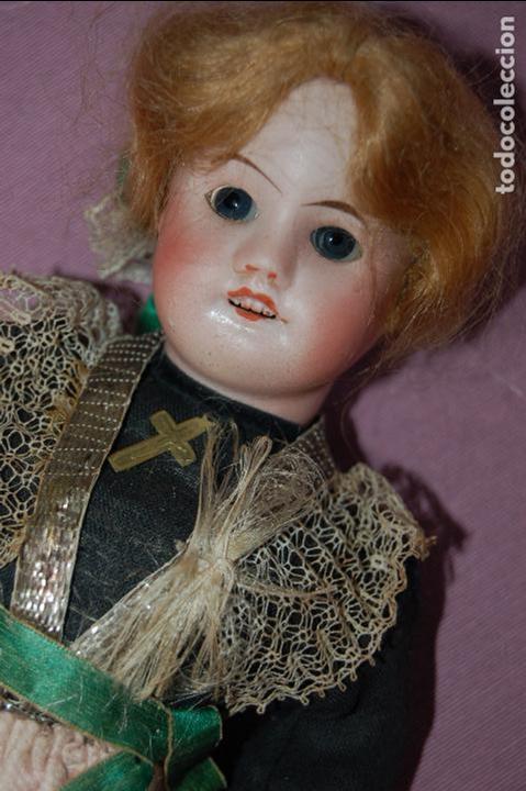 Muñecas Porcelana: muñeca francesa sfbj 60 - Foto 8 - 128709923