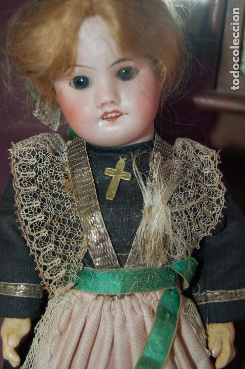 Muñecas Porcelana: muñeca francesa sfbj 60 - Foto 9 - 128709923