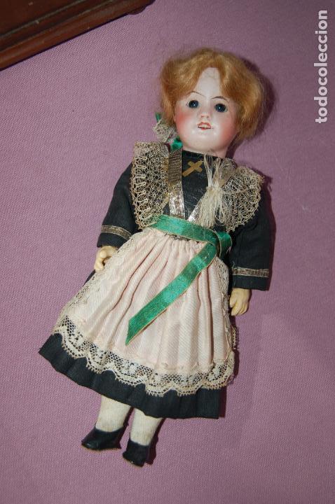 Muñecas Porcelana: muñeca francesa sfbj 60 - Foto 10 - 128709923