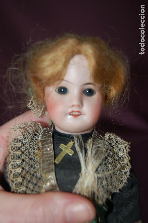Muñecas Porcelana: muñeca francesa sfbj 60 - Foto 12 - 128709923