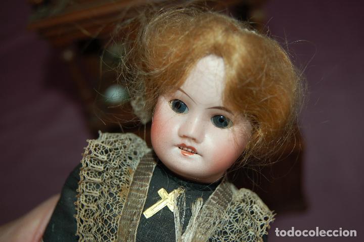 Muñecas Porcelana: muñeca francesa sfbj 60 - Foto 13 - 128709923
