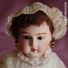 Muñecas Porcelana: MUÑECA FRANCESA DAMERVAL & LAFFANCHY. Lote 128773603