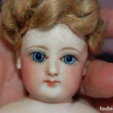 Muñecas Porcelana: BUSTO PARISINA GAULTIER. Lote 128802175