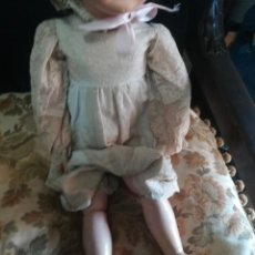 Muñecas Porcelana: ANTIGUA MUÑECA EN PORCELANA. Lote 132760622