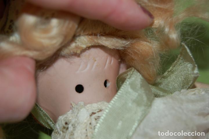 Muñecas Porcelana: dep jumeau automata andadora a cuerda funciona - Foto 6 - 133000310