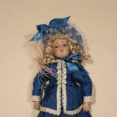 Muñecas Porcelana: PRECIOSA REPRODUCCION DE MUÑECA BRU JN. Lote 133758506