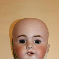 Muñecas Porcelana: CABEZA DE PORCELANA DEP FRANCESA. Lote 133760578